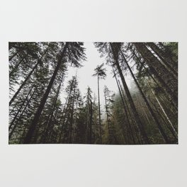 Pacific Northwest Forest Rug