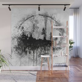 INTO THE FOREST I GO Wall Mural