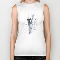 dancer Biker Tanks featuring dancer*** by youdesignme