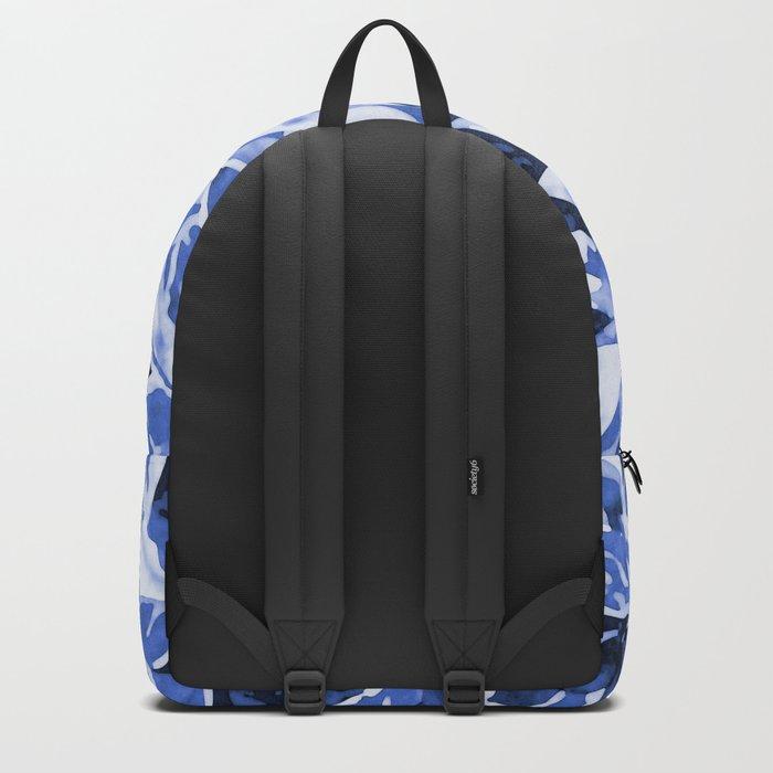 Aloha Blue Backpack