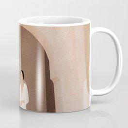 New White Dress I Coffee Mug