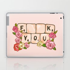 F **U  YOU Laptop & iPad Skin