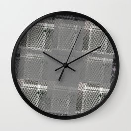 Scales and layers Wall Clock