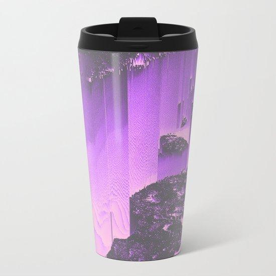 WOLFPACK Metal Travel Mug