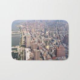 Tiny City - New York City Bath Mat