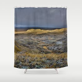 Glorious Grasslands Shower Curtain