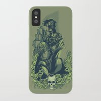 daunt iPhone & iPod Cases featuring Just Don't by Daunt