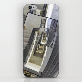 Well of Stairs iPhone Skin