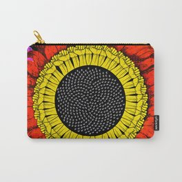 Bloom the Revolution Carry-All Pouch