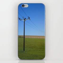 PARALLEL LINES iPhone Skin