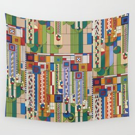 FLW Saguaro Wall Tapestry
