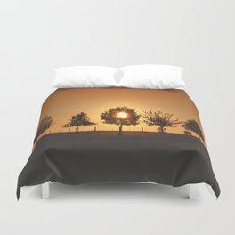Beautiful Nature Panorama Duvet Cover