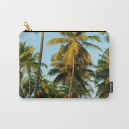 Palms in Punta Cana Carry-All Pouch