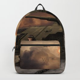 War Never is Good Backpack