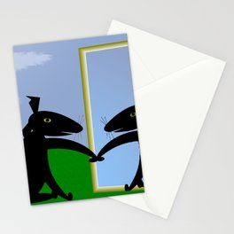Who is these dude??? Stationery Cards