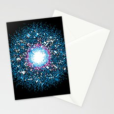 Gaming Supernova - AXOR Gaming Universe Stationery Cards