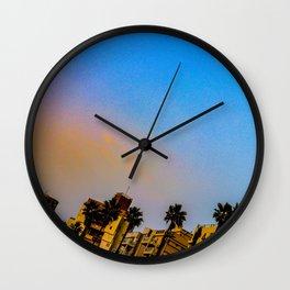 Like Venice beach Wall Clock