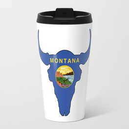 Montana Bison Travel Mug
