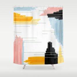 Swatch Shower Curtain