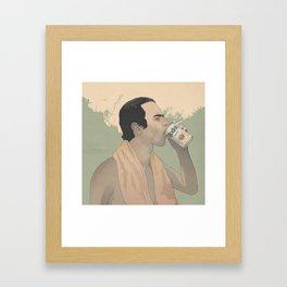 Pachis I Framed Art Print