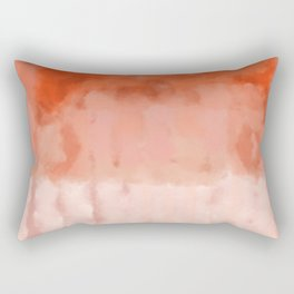 Enveloping lines flexible divisions Rectangular Pillow
