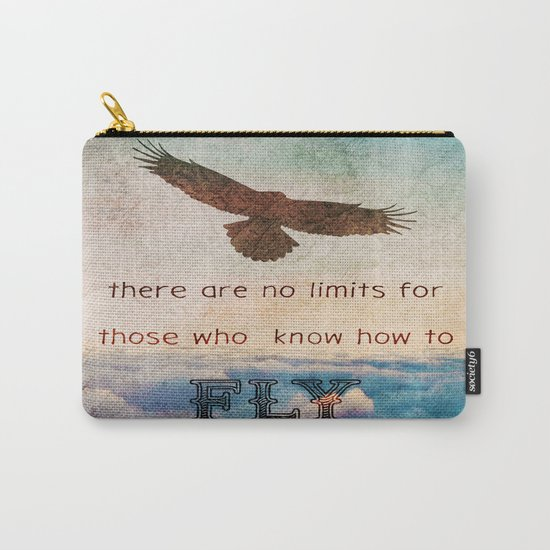 No Limits Carry-All Pouch
