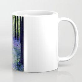 drowning in the bluebell sea Coffee Mug