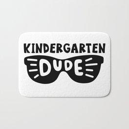 Kindergarten dude Bath Mat