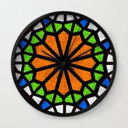Oriental Style Wall Clock
