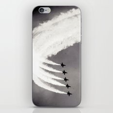 Plane / Blue Angels Jets iPhone & iPod Skin