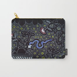 Before to sleep Carry-All Pouch