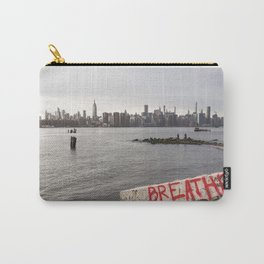 breathe and relax Carry-All Pouch
