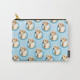 Labrador Retriever Print Carry-All Pouch