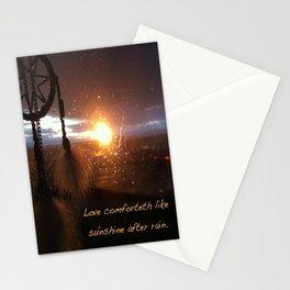 Catch the Sunset Stationery Cards