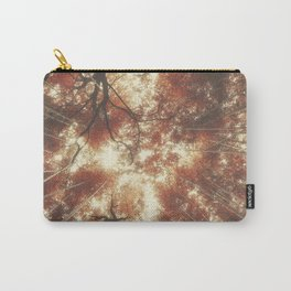 Bamboo Forest V Carry-All Pouch