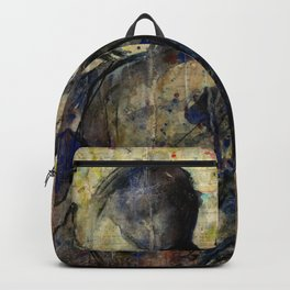 Calling All Angels No. C2 by Kathy Morton Stanion Backpack