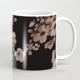 FLORAL PINK CHERRY BLOSSOM Coffee Mug