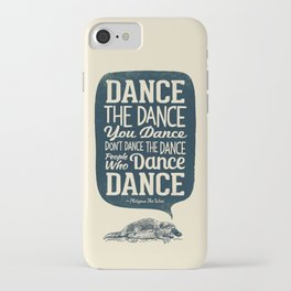 Platypus The Wise iPhone Case