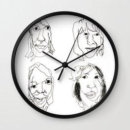ABBA Wall Clock