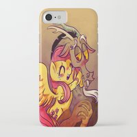 mlp iPhone & iPod Cases featuring MLP: Fluttercord by Miki Draw
