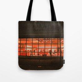 Pink Glow Tote Bag