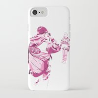 racing iPhone & iPod Cases featuring Racing Fans by Umbrella Design