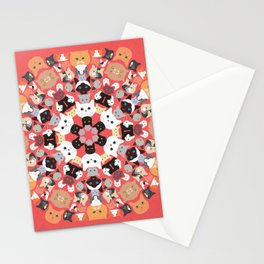 Catleidoscope Stationery Cards