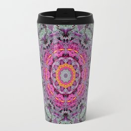 Kale mandala Travel Mug