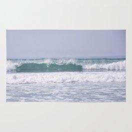 sea wave Rug