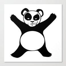 Panda Love Hug Canvas Print