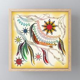 Bohemian Framed Mini Art Print