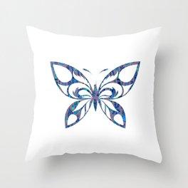 Butterfly 65 Throw Pillow