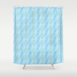 Crystal Scope Shower Curtain