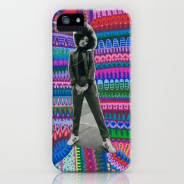 Amandla Stenberg iPhone Case